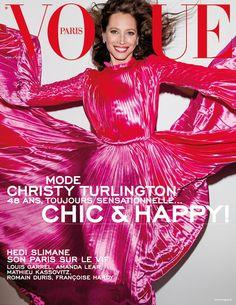 Vogue Paris April 2017