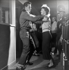 1950sunlimited:  Teen Jazz Party, 1948Peter Stackpole