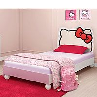 Mengagumkan Tempat Tidur Anak Perempuan Hello Kitty . Furniture Kamar Tidur  | Jual Tempat Tidur Murah | Kamar Tidur Anak | Desain Rumah Minimalis ...