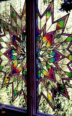 Stained-Glass Windows stained glass pane, San Francisco, CA.stained glass pane, San Francisco, CA. Stained Glass Designs, Stained Glass Projects, Stained Glass Patterns, Stained Glass Art, Stained Glass Windows, Mosaic Art, Mosaic Glass, Cristal Art, L'art Du Vitrail