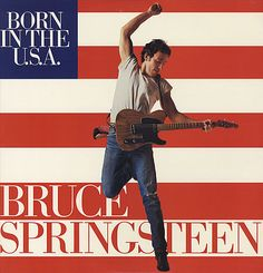 Great writer. Amazing performer. And, I used to sing with a Bruce Springsteen cover band, so I have am heavily biased.