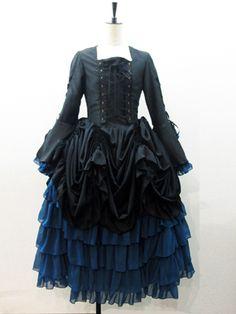 Lolita dress.