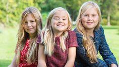 foto's van de prinsesjes