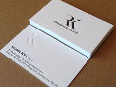23 Creative Examples of Letterpress Business Cards Design Examples Of Business Cards, Foil Business Cards, Business Cards Layout, Letterpress Business Cards, Business Card Size, Letterpress Printing, Business Card Design, Card Printing, Minimal Business Card