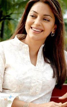Juhi Chawla | Contemporary Bollywood Divas | Juhi chawla, Indian