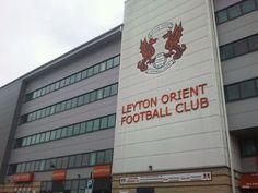 Matchroom Stadium in Leyton, Greater London