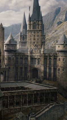Hogwarts is my home. It was in the past, it is in the present and it will be in the future, forever.