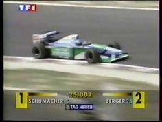 F1 - Grand prix Pacifique - 1994 - partie 2 Schumacher, Tag Heuer, Grand Prix, F1, Youtube, Formula 1, Youtubers, Youtube Movies