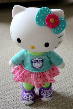Blip Toys Hello Kitty Poseable Doll: