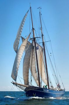 Tall Ship Race -purjeveneet saapuvat Helsinkiin - IL-TV luotsiveneen matkassa