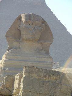 Sphinx, Egypt (UNESCO World Heritage Site