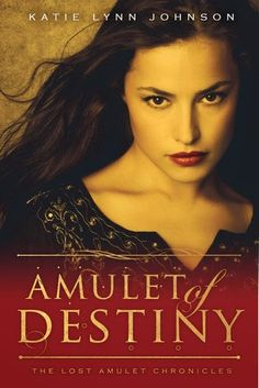 Review | Amulet of Destiny by Katie Lynn Johnson