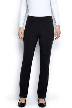 Women's Starfish Slim Leg Pants from Lands' End