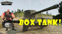 World of Tanks - Funny Moments | BOX TANK EXPLAINED!