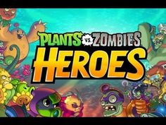 PLANTS VS ZOMBIES PVZ HEROES Gameplay iOS / Android