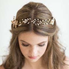 Powder Blue Bijoux - #hairpieces #asiawedding #asiaweddingnetwork