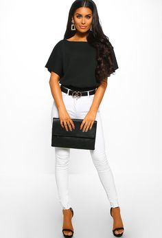 Shop women's bodysuits at Pink Boutique – from lace bodysuits to long sleeve bodysuits, there's styles for all occasions. Lace Bodysuit, Long Sleeve Bodysuit, Pink Boutique Uk, Court Heels, Casual Jumpsuit, Jumpsuit With Sleeves, Tailored Trousers, Jumpsuits For Women