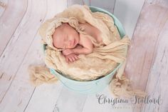 Cream Stretch Knit Layer Baby Wrap | Beautiful Photo Props