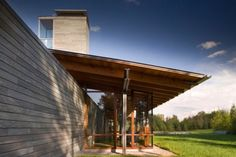 ridge house | detail ~ bohlin cywinski jackson