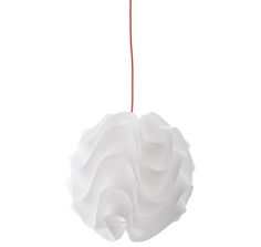 £85--Zoë Wavy Orb Ceiling Light — Matalan Direct