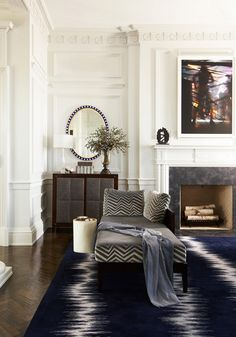 I featured Florida interior designer Andrew Howard last year here and here , showcasing his tal...