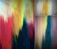 Oil painting - abstract