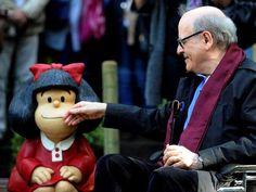Quino cumple hoy 83 años. ¡FELIZ CUMPLE MAESTRO! Quino fête aujourd'hui ses 83 ans Quino today turns 83 years old Quino oggi compie 83 anni