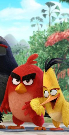 Angry birds ii hd mobile phone wallpaper httpspliffmobile movie wallpapers angry birds movie httpfabuloussavers voltagebd Choice Image
