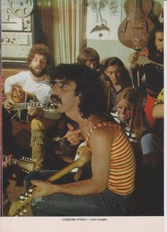 Frank Zappa, 11 September 2001, Frank Vincent, Jazz, Rock Music, Rock N Roll, Mothers, Painting, Musicians