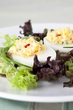 Deviled Eggs (Weight Watchers)