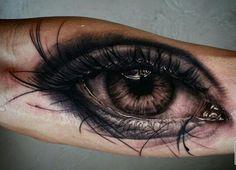 B&W/sepia eye