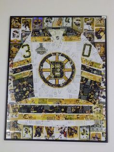 All hockey cards, are you kidding me? I need this.