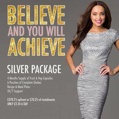 Silver Package at JuicePLUS+