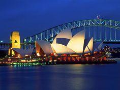#austrália #viagem #roadtrip #opera #sydney