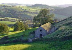 Cheshire, UK - looks so peaceful.