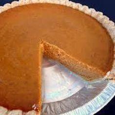 Its a Secret!: Pumpkin Pie