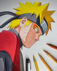 Anime Naruto, Naruto Uzumaki Art, Naruto Vs Sasuke, Wallpaper Naruto Shippuden, Naruto Wallpaper, Naruto Sketch Drawing, Naruto Drawings, Anime Sketch, Manga Drawing