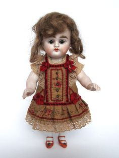 US $159.49 New in Dolls & Bears, Dolls, Antique (Pre-1930)