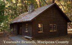 Yosemite Branch Library - Mariposa County