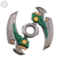 Dukesong Bat Wing Darts Hand Spinner Stress Relief Bearing Rotating Finger Toy - Fidget spinner (*Amazon Partner-Link)