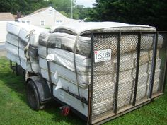 We removed some old mattresses from the marriott residence inn Annapolis MD 21401. http://junkremovalexperts.com