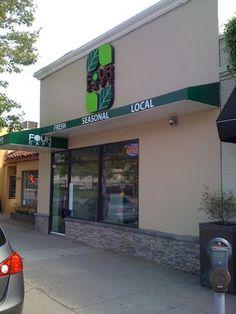 Four Café, Eagle Rock, CA. Try the fish burger.