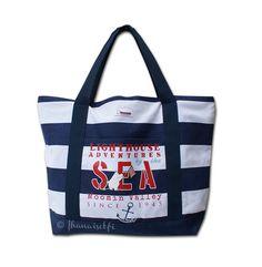 Muumi Sea Shopper - kangaskassi