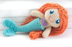 Custom Made Mermaid to look like Your little one