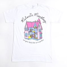 Dollhouse shirt || JessiePaege (aka the best youtuber EVER if you love fandoms and bands) has this shirt!!! I really love it!