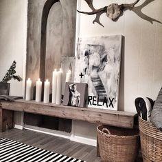 Ukens Inspirasjon - Scandinavian cool - Vakre Hjem & InteriørVakre Hjem & Interiør