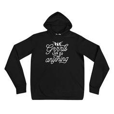 Grrrls Can Do Anything Archives - WarriorGrrrls Fleece Hoodie, Hooded Sweatshirts, Men's Hoodies, Nhl, Hockey, Baseball, Beach Bonfire, Wanderlust, Senior Gifts
