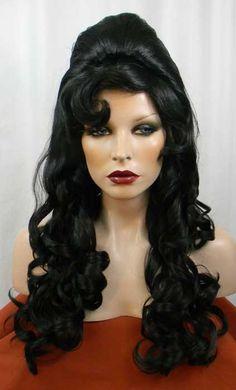Rehab Wig Winehouse 78