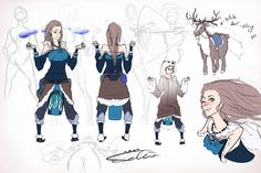 avatar oc | Avatar Oc - Koiminak by goldiesu