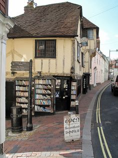 Lewes, East Sussex. Lewes Castle, Tom Paine's house all here